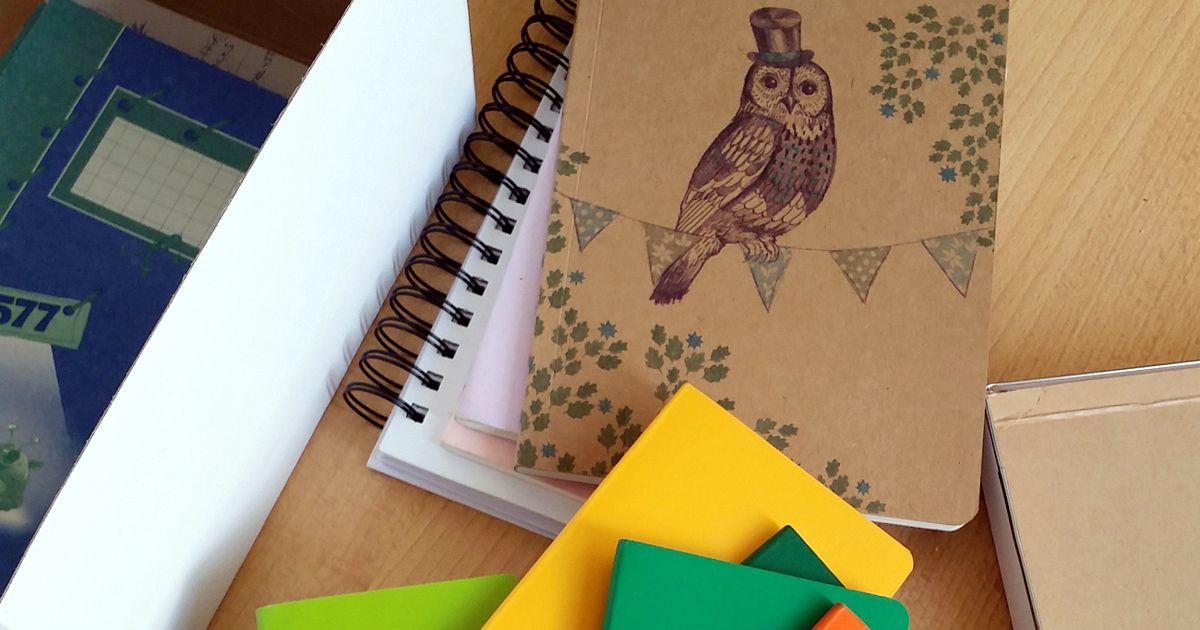 Viikkokirje: Muistikirja - korvaamaton työväline  Miksi muistikirjaa kannattaa käyttää? Mitä vanhoille muistikirjoille tehdään?