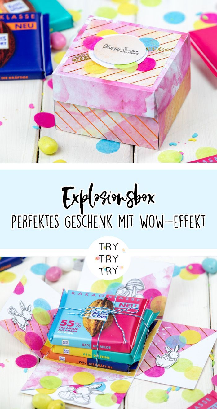 Anzeige / 2 DIY Geschenke für Ostern WollOstereier und