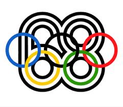 Resultado De Imagen Para Logo Juegos Olimpicos Anos 60 Anos 60