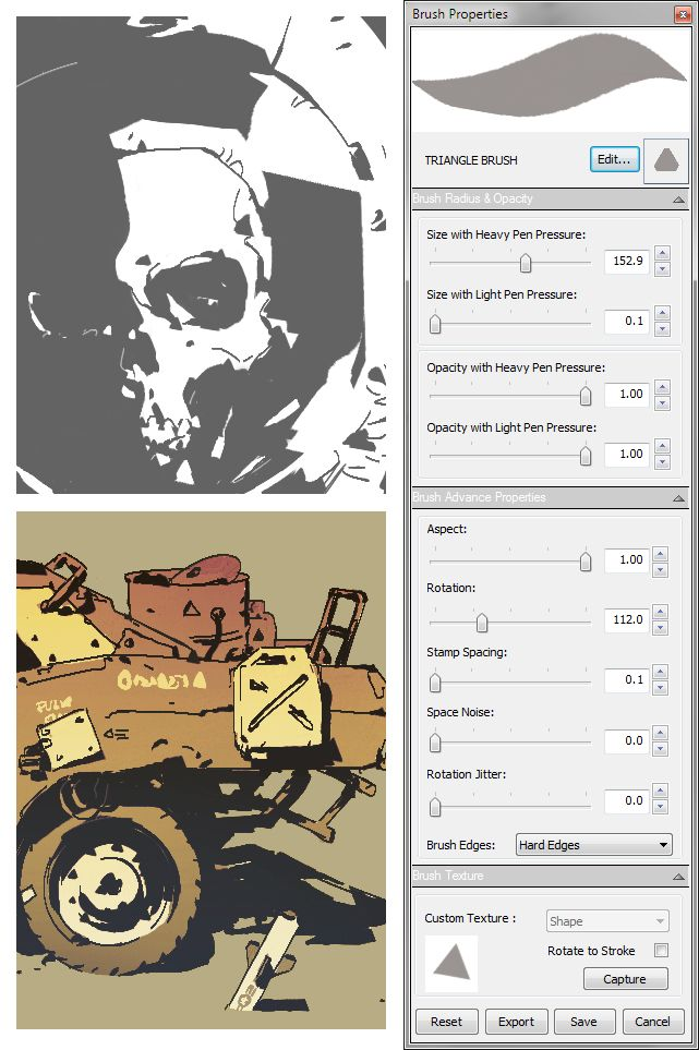 Sketchbook Pro Brush Settings Sketch Book Sketchbook Pro