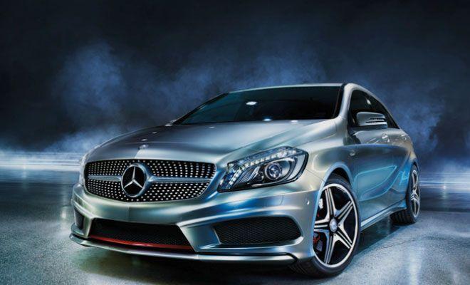 Mercedes latest model
