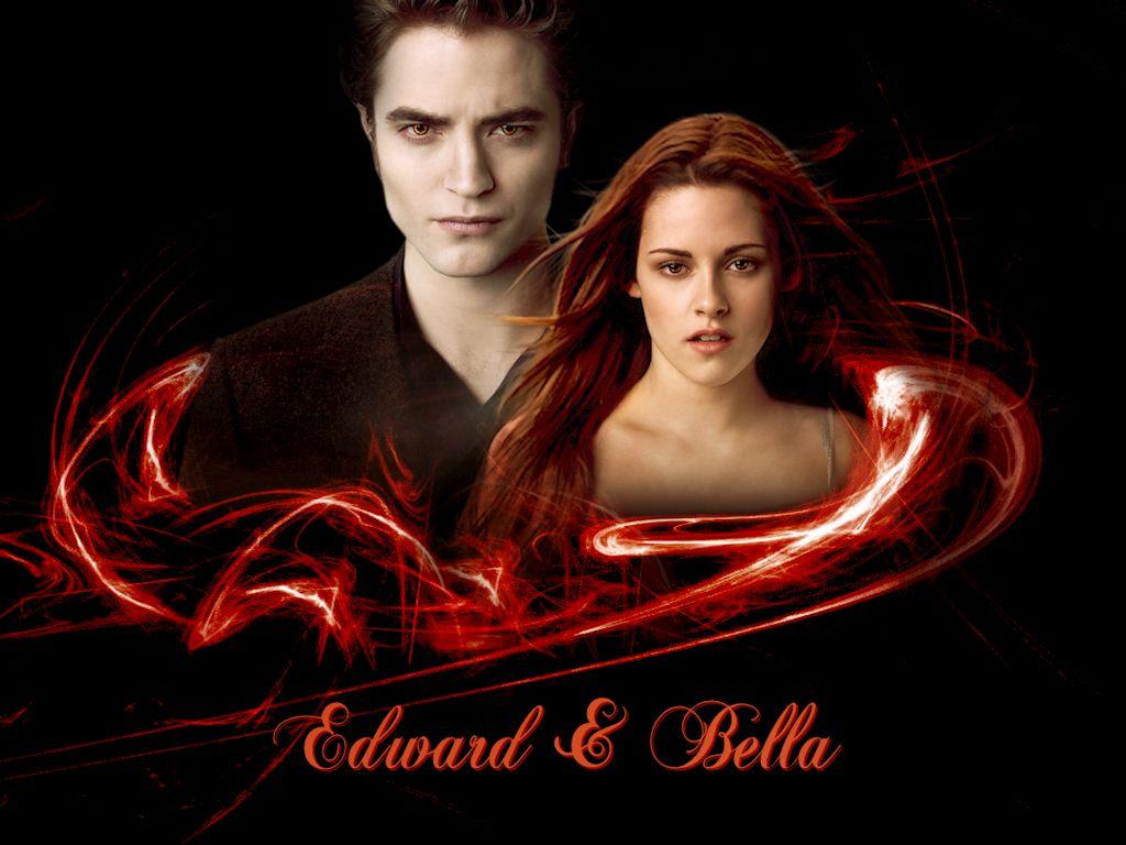 Edward And Bella Wallpaper Twilight