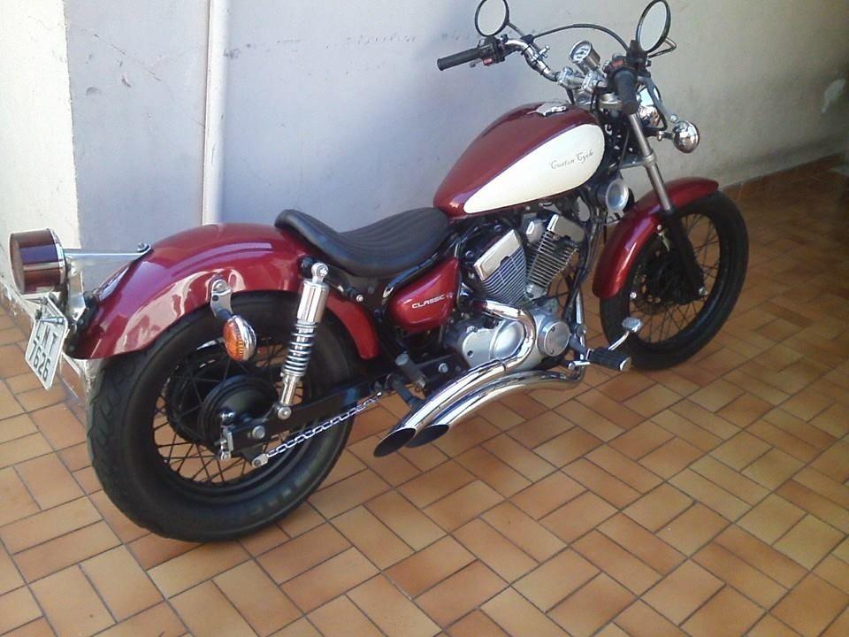 Virago XV 250 S