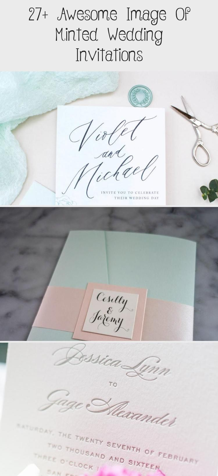 27 Awesome Image Of Minted Wedding Invitations Wedding 27 Awesome Imag In 2020 Minted Wedding Invitations Coral Wedding Invitations Wedding Invitations Mint Green