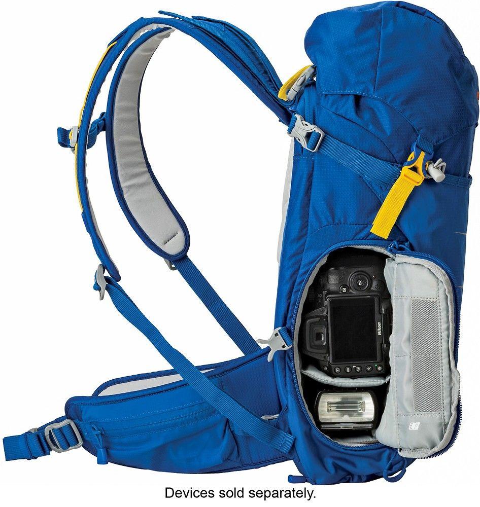 Lowepro - Photo Sport BP 200 AW II Camera Backpack - Horizon Blue - AlternateView14 Zoom