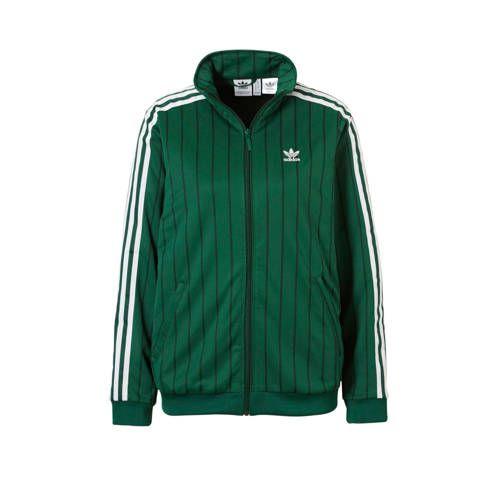 adidas originals vest groen | Trui vest, Vest