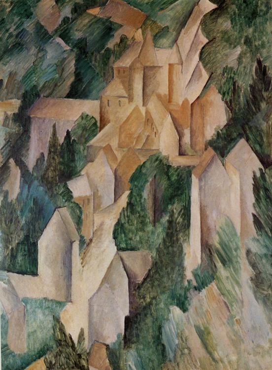 Georges Braque Braque Was At The Forefront Of The Revolutionary