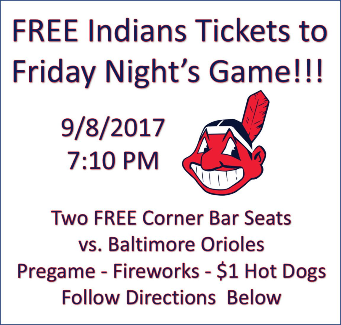 Premier Home Staging California Hgtv: Giving Away A Few Extra Tickets To The Indians Game