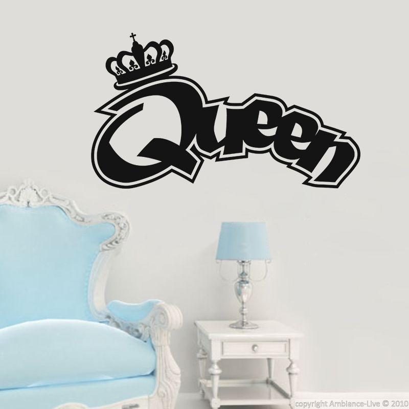 Sticker Graffiti Queen en 2020   Mots graffiti, Carnet de ...