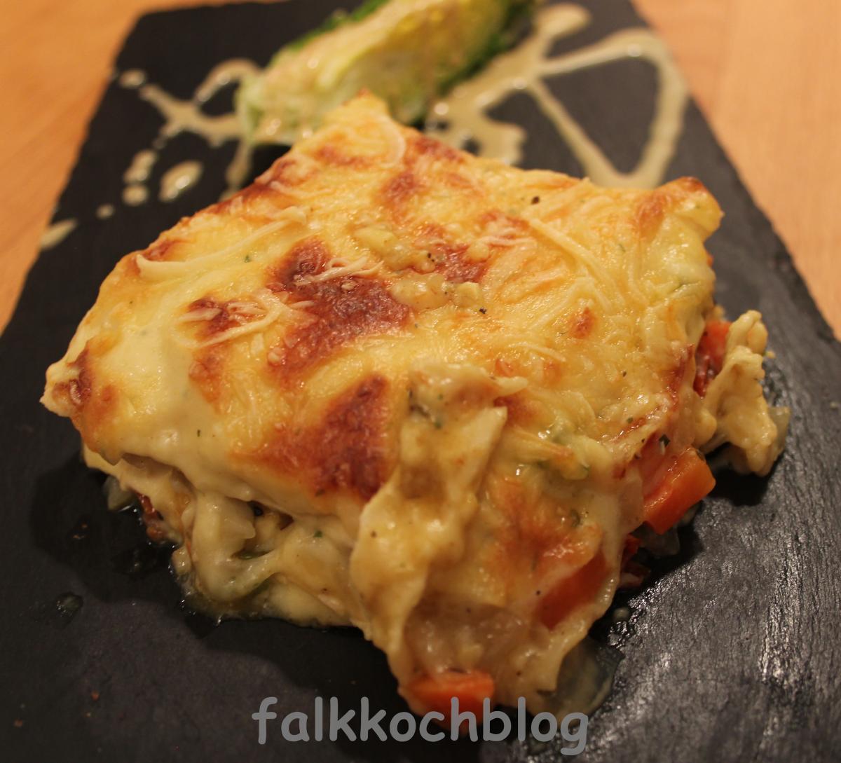 gemüse lasagne einfache gerichte lasagne und rezepte