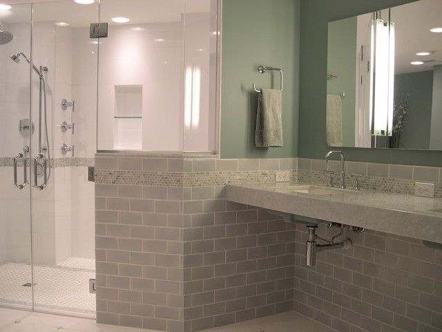 Behindertengerechte Bad Design #Badezimmer | Badezimmer | Pinterest ...