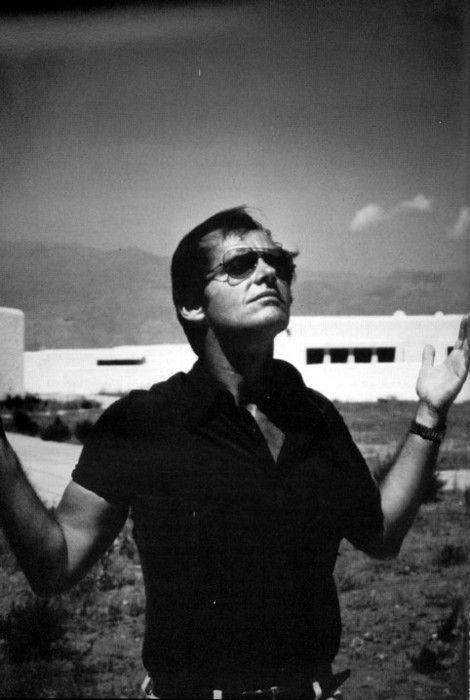 Jack Nicholson, menswear, style icon