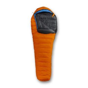0ed44719b97 (Editor's Choice for Best Ultralight Sleeping Bag) Hummingbird UL Tangerine