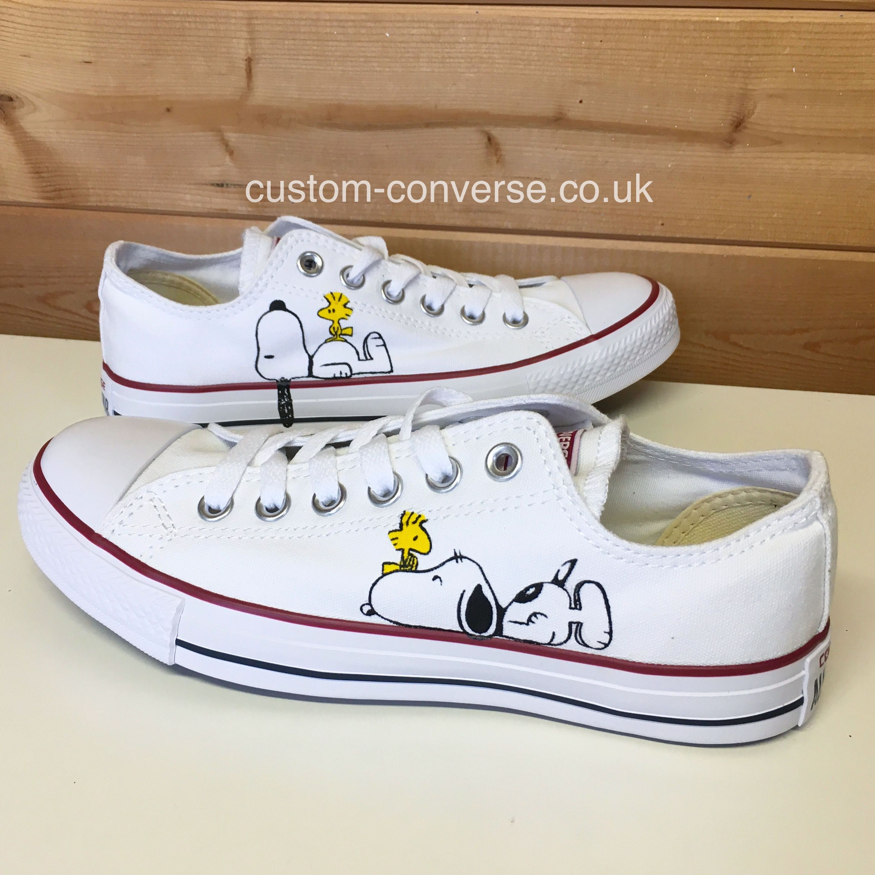 Snoopy shoes, Disney shoes, Painted