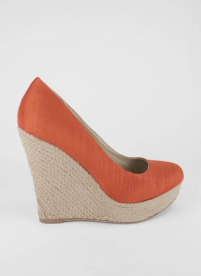 $12.95 closed toe espadrille wedges from gojane