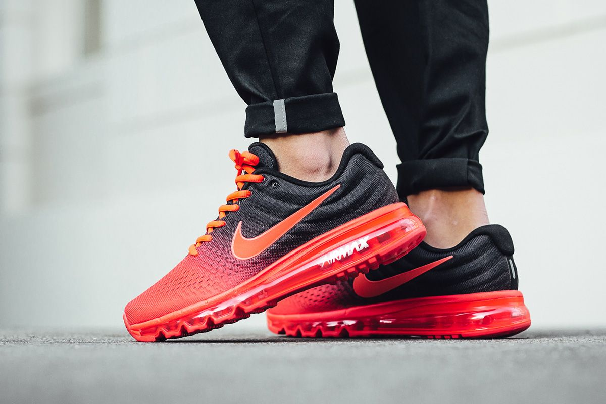 987b734c946a1d On-Foot  Nike Air Max 2017