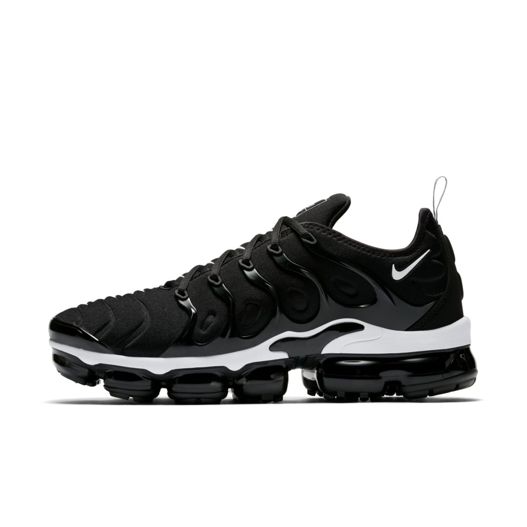 Nike Air Vapormax Plus Men S Shoe Size 11 5 Black Shoes Mens Nike Air Nike Air Vapormax