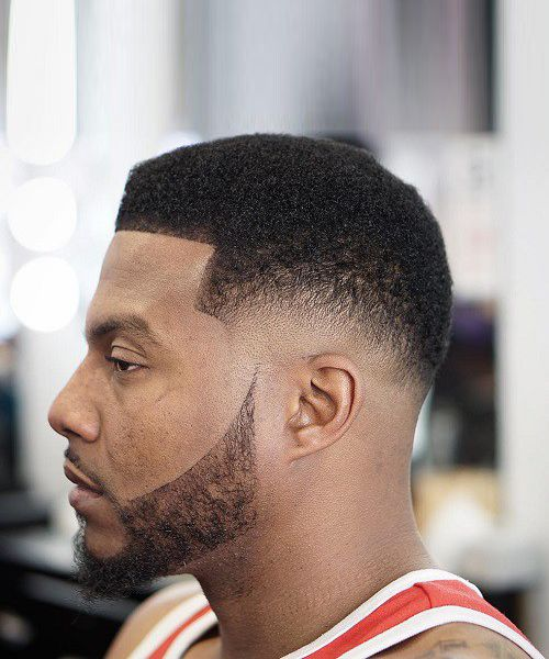 Magnificent 50 Stylish Fade Haircuts For Black Men Short Hairstyles Mens Hairstyles For Women Draintrainus
