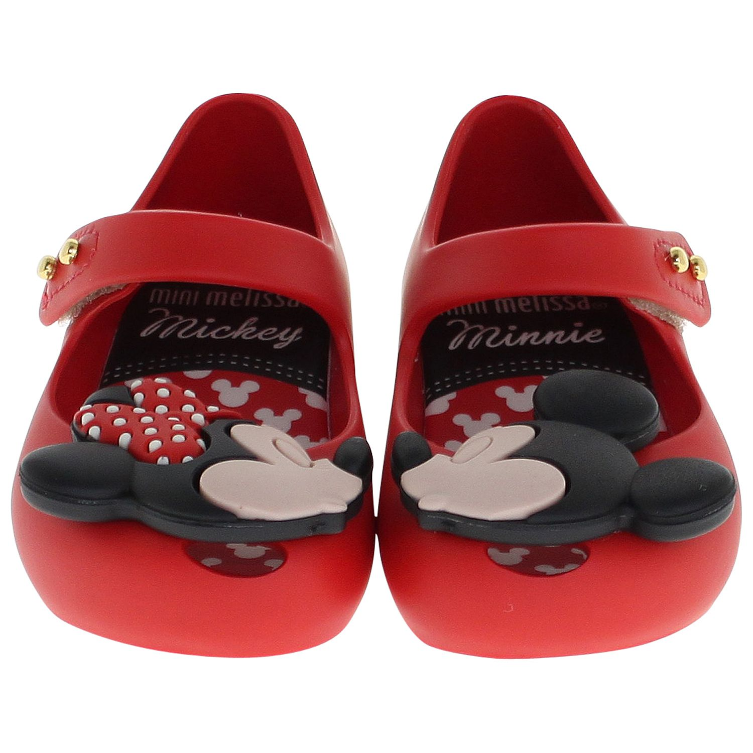 designerchildrenswear minimelissa minnie mickey mouse girls