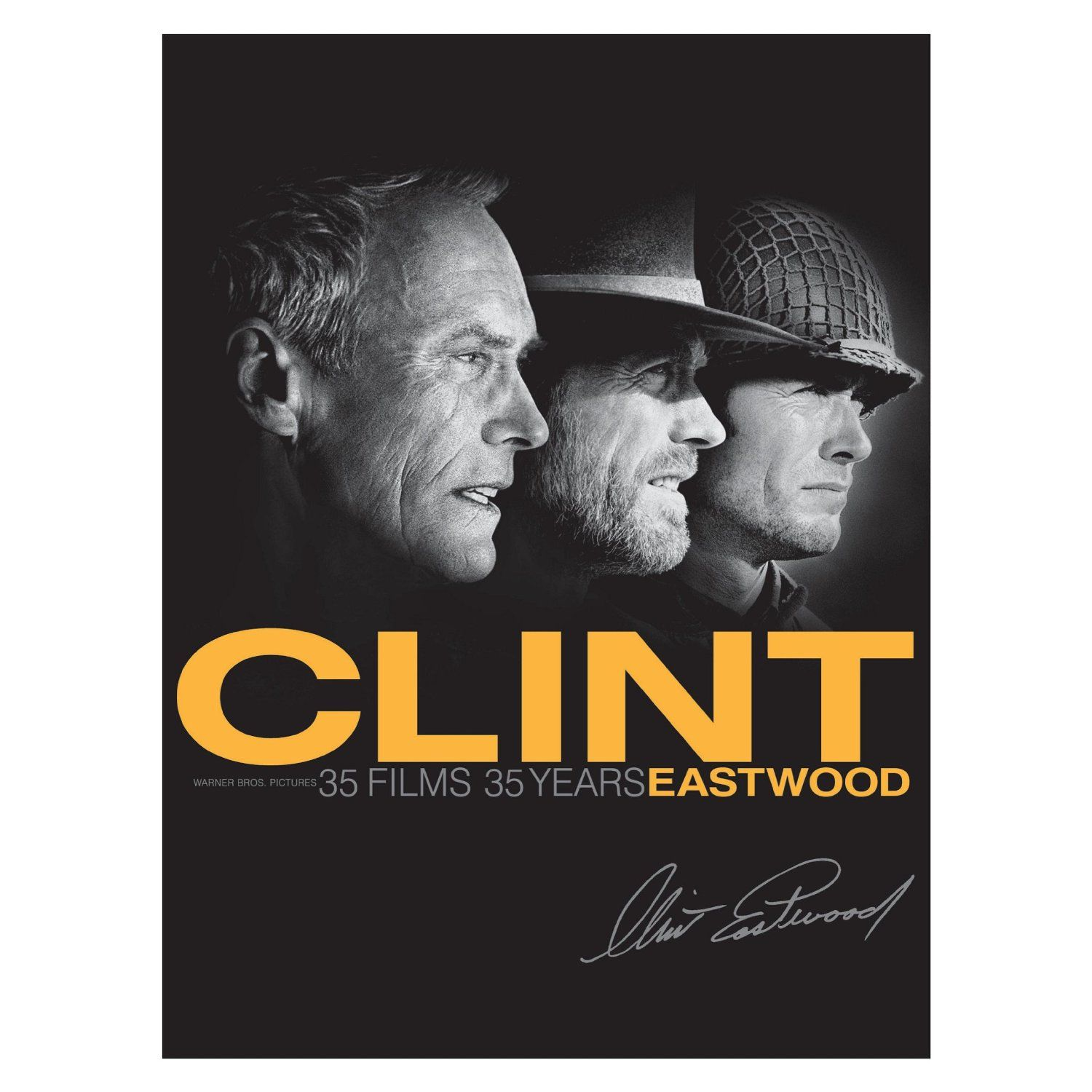 Clint Eastwood 35 Films 35 Years at Warner