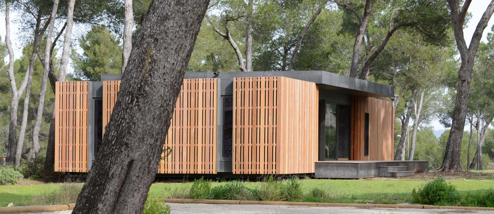 Maison 10 m10 Aix-en-Provence - PopUp House  Prefab homes