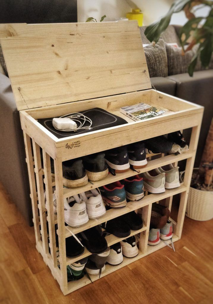 Pin By Tirvin On Tools In 2020 With Images Diy Shoe Storage