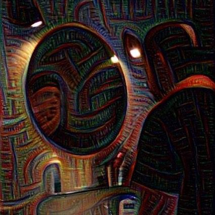 Mirrors  #trippy #deepdream #acid #photgraphy #eazyseason by abe_erique