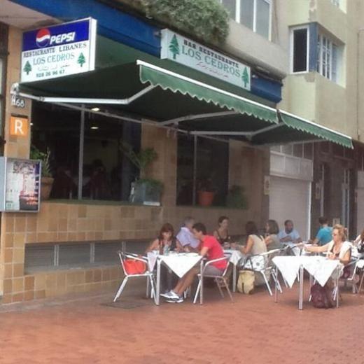 RESTAURANTE LIBANES LOS CEDROS. LAS PALMAS G.C. - Restaurantes en Las Palmas, Las Palmas de Gran Canaria.