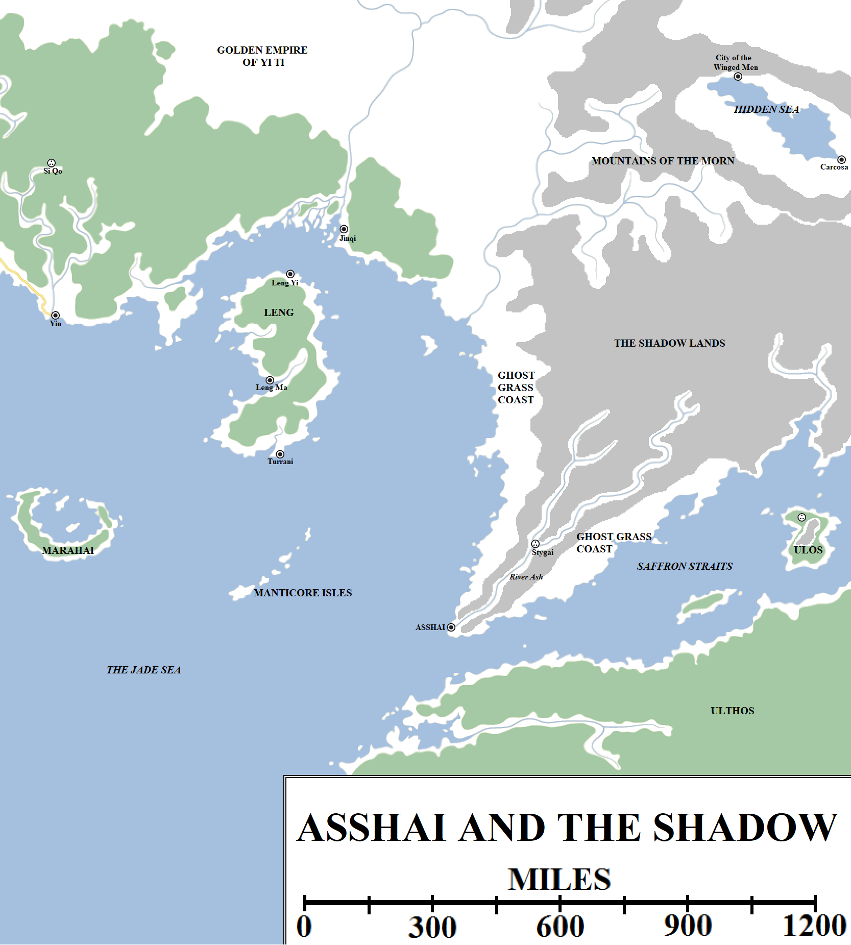 Map Of Asshai The Shadow Game Of Thrones In 2019 Imaginary