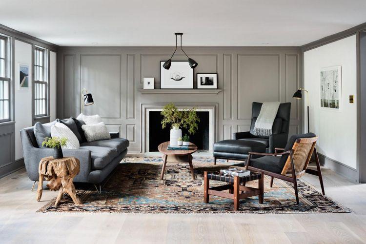 kuscheldecke-wohnzimmer-sessel-weiss Wohnzimmer Inspiration