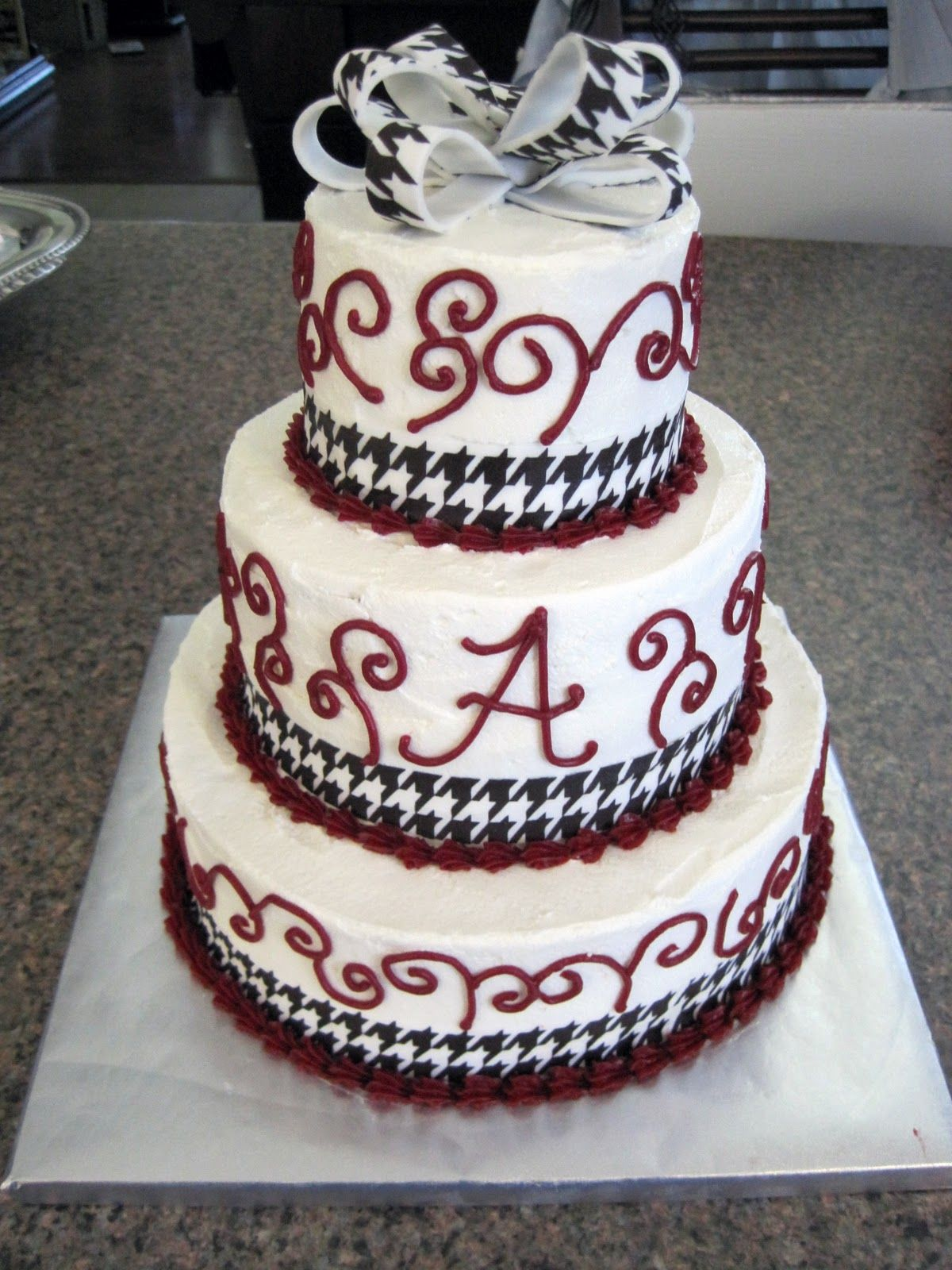 Alabama Birthday Cake Ideas