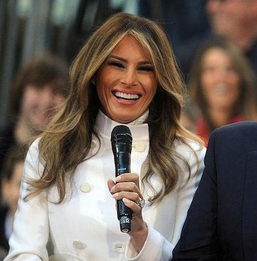 Melanija Knavs, alias Melania Trump, l'aspirante first lady che copia  Michelle Obama