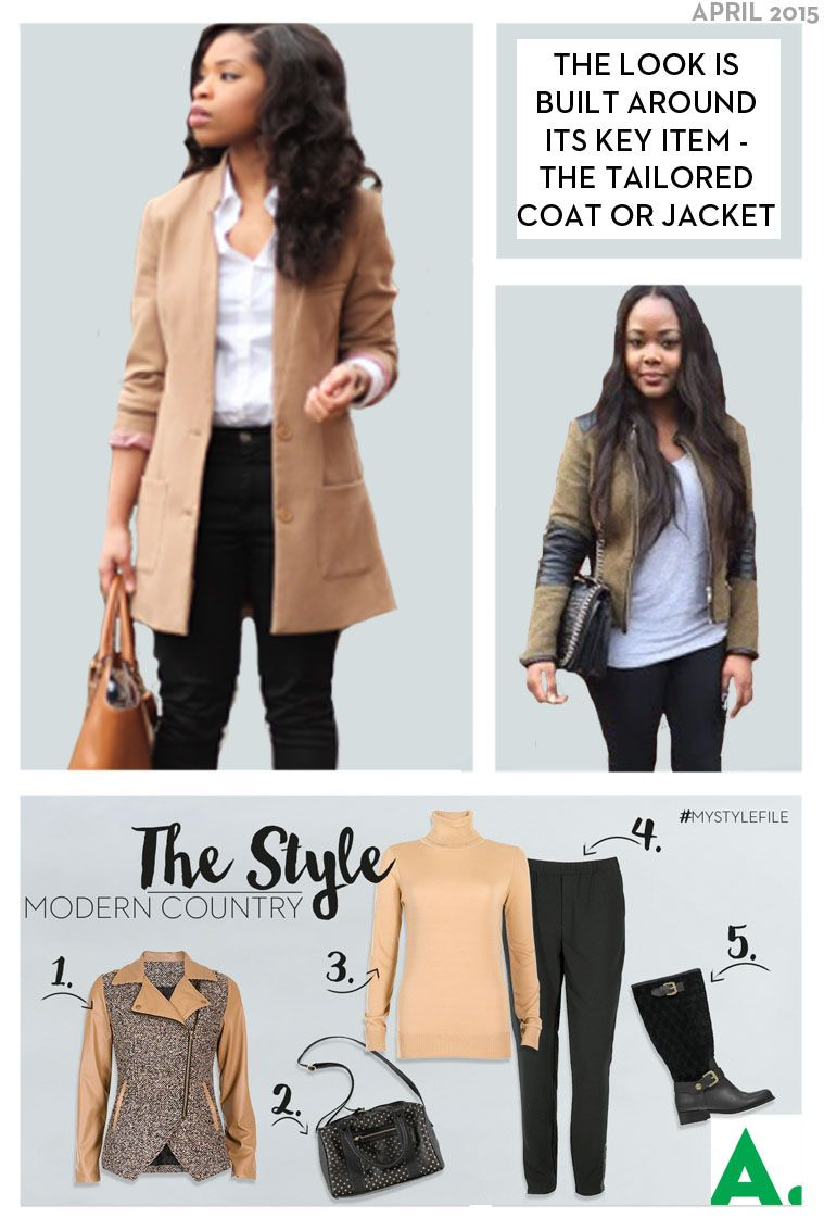 How to trend: Modern Country | Modern