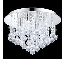 Explore Crystals Shopping And More Plafon LAMPA Sufitowa ALMONTE 94878 Eglo Okragla OPRAWA LED
