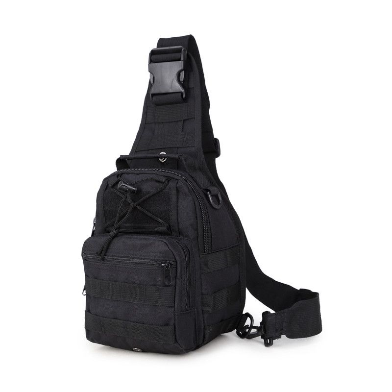 Outdoor Tactical Military Mountaineering Bag Tactical Backpack Camo Camping Shoulder Bag Cross Body Belt Sling Bags Ture 100% Guarantee Camping & Hiking Climbing Bags