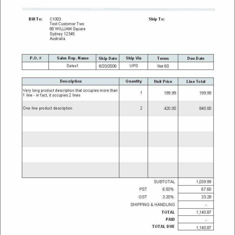 Quickbooks Export Invoice Template Online Letsgonepal Regarding Export Invoice Template Quickbooks 10 Prof Invoice Template Professional Templates Templates