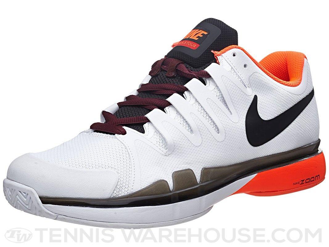 d69d6d61d21eb Nike Zoom Vapor 9.5 Tour White Red Men s Shoe