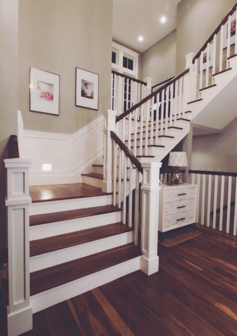 Best Pinterest ↠ Beccaadownss U Stairs Design Stairs Design 400 x 300