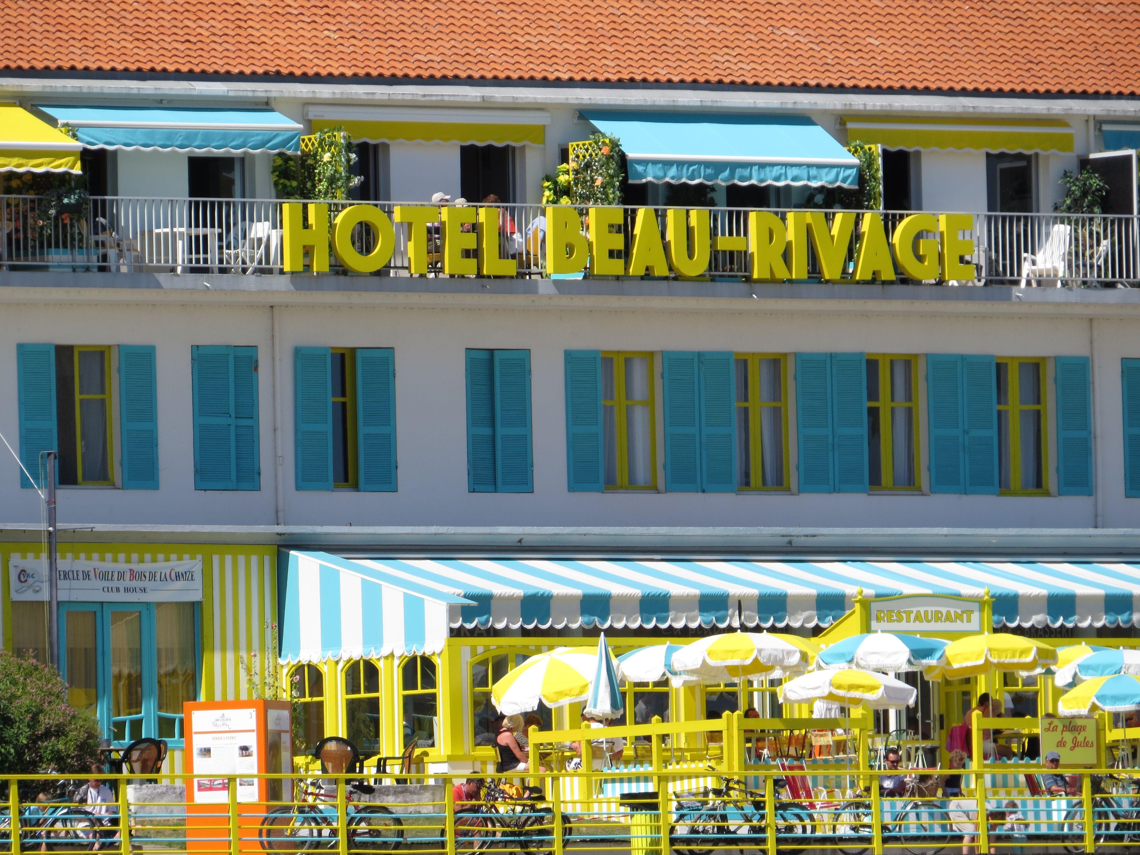 Hôtel Beau Rivage - Décor Petit Nicolas Noirmoutier | Reisen