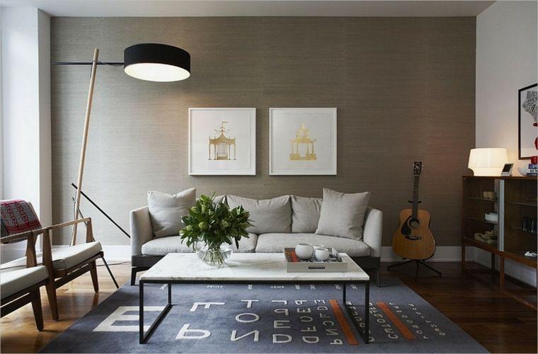La couleur taupe  des idées déco pour votre intérieur Taupe - couleur pour salon moderne