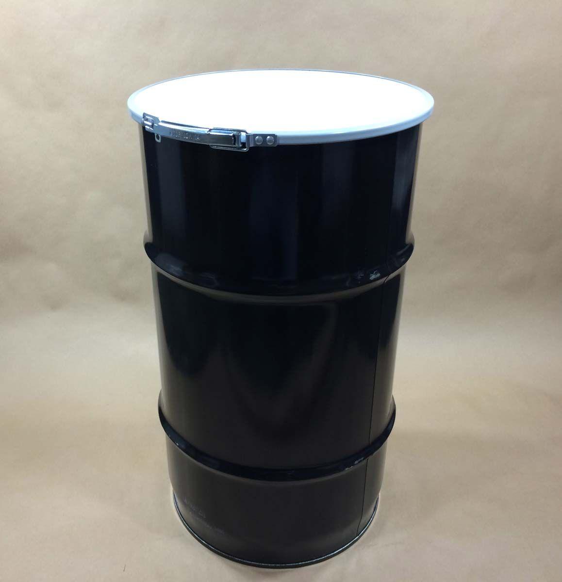 15 Gallon Open Head Steel Drum Manufactured By Williamsport Steel Container Steel Drum Steel Barrel Steel