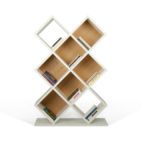 TemaHome Verona 2x3 With Backs Shelving Unit 16255 PHP Liked On Polyvore Featuring