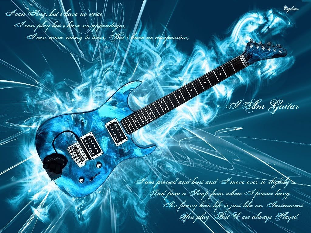 Wallpaper provider guitar wallpaper set 01 in 2019 blue acoustic guitar cool electric - Free guitar wallpapers for pc ...