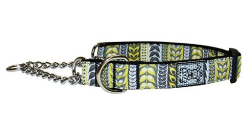 RC Pet Products 1Inch Training Martingale Dog Collar, X
