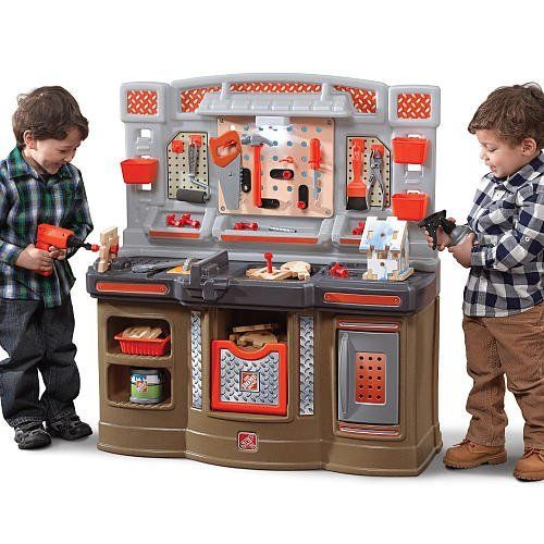 childrens workbench | Review - Encourage Your Little Builder with ...