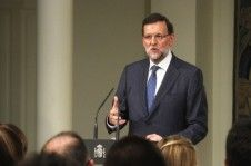 "Spanish PM admits that Catalonia's self-determination is not affecting the economy - catalannewsagency.com, 01 August 2014. Mariano Rajoy, Spain's Prime Minister, also admitted that he ""does not know what will happen on the 9th of November"", the day on which a majority of Catalan parties agreed upon for holding a self-determination vote, which goes against the Spanish Government's will."