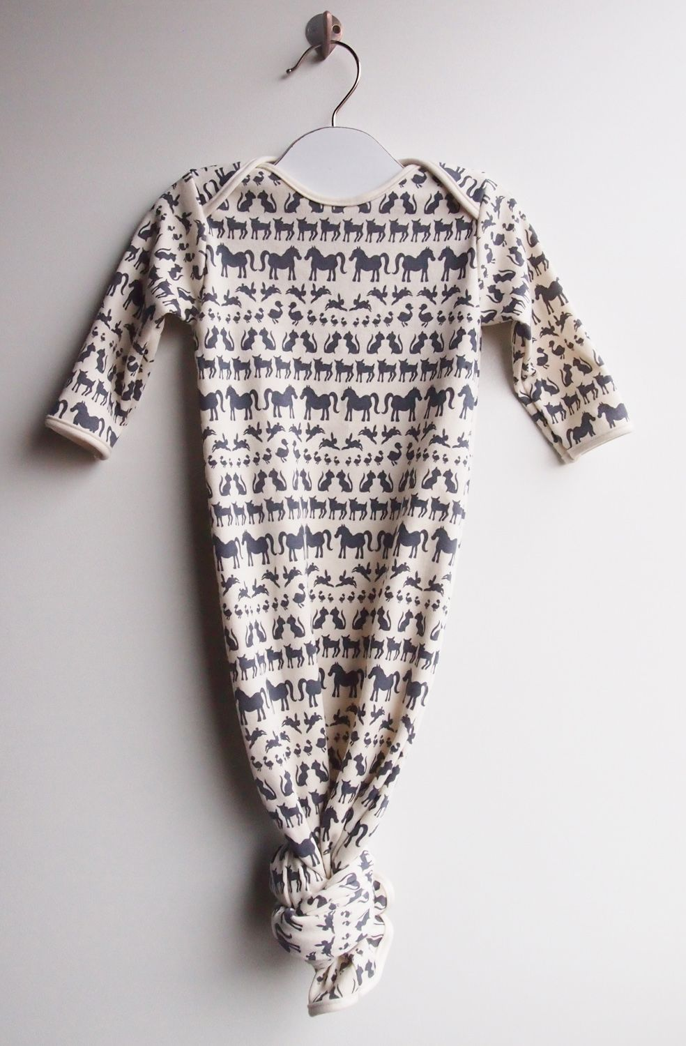 The ucknottieud is our answer to the sleep suit an extra long hand