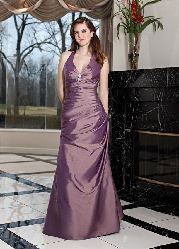 Da Vinci Bridesmaid 9331 Fabric Taffeta #timelesstreasure | Wedding ...
