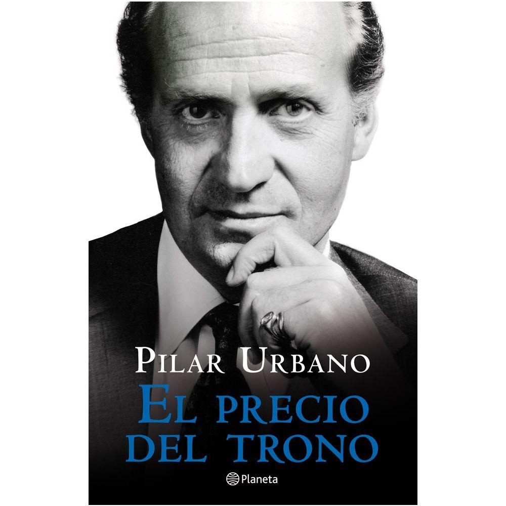 El precio del trono / Pilar Urbano. Ver disponibilidad http://absys.asturias.es/cgi-abnet_Bast/abnetop?TITN=848078#1