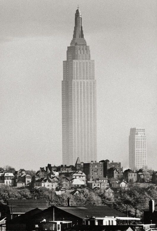 Empire State building, 1941